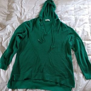 Michael Kors Hooded Sweater Plus Size 1